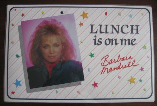 Barbara Mandrell Laminated Placemats