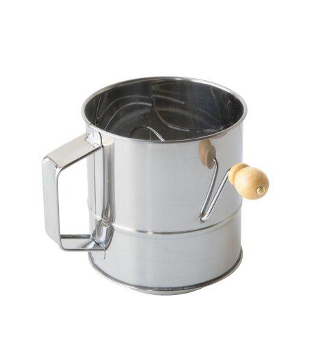 Fox Run 3-cup Stainless Steel Flour Sifter