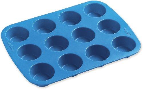 Easy-Flex Silicone Mini Muffin Pan-12 Cavity 1875x875