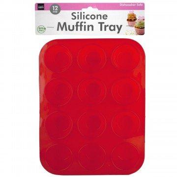 bulk buys OL462 Silicone Mini Muffin Tray Natural