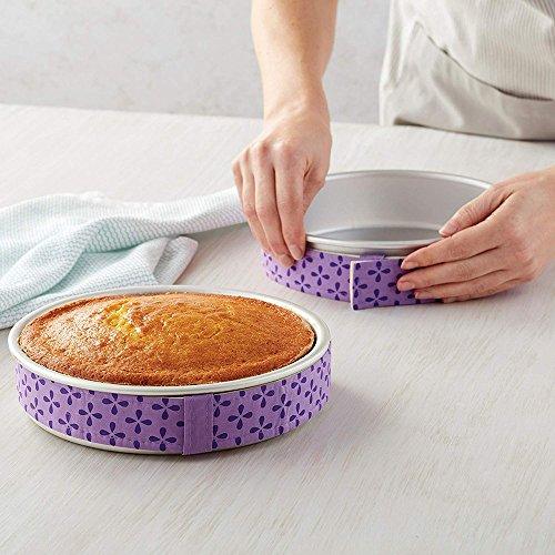 Lacing Tape Nice Cake Pan Strips Bake Even Strip Belt Bake Even Moist Level Cake Baking Tool