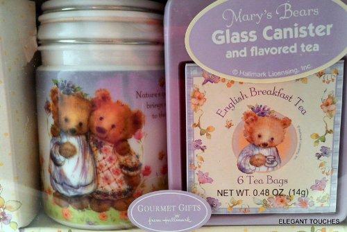 Holiday Bear Tea Canister Set
