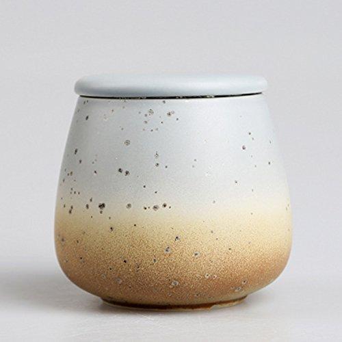 Kung Fu Tea ceramic tea caddy tins tea leaf set tea canister teapot box dried fruit cans