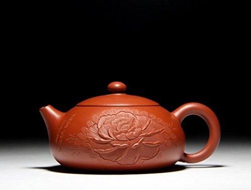 Purple Clay Teapot SWT Handmade Yixing Zisha Purple Clay Teapot Healthy Chinese Kongfu Teapot Puer tea Red Tea PotXishi