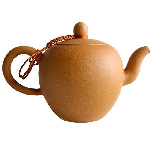 Yixing Teapot 68oz Chinese Zisha Tea Pots Meirenjian Yellow