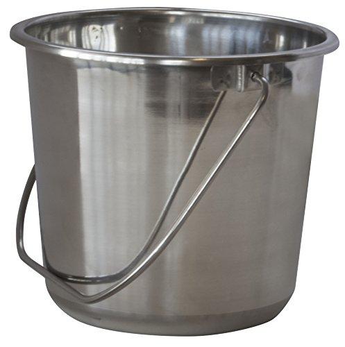 AmeriHome Stainless Steel Bucket Small