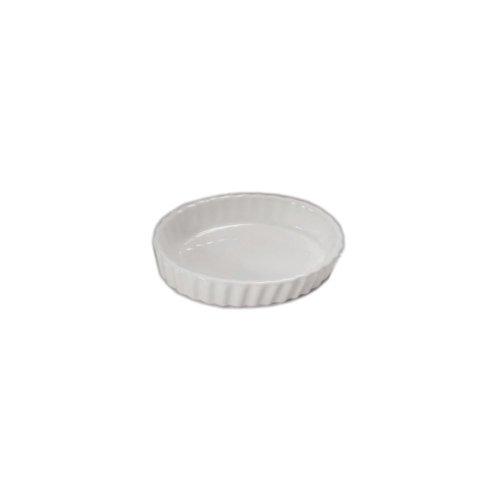 Diversified Ceramics DC825-W White 4 Oz Creme Brulee Dish - 24  CS