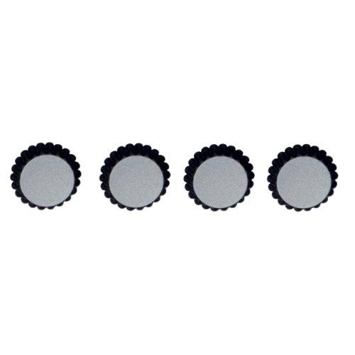 Norpro 3963 Non-Stick Tartlet Pans Set of 4