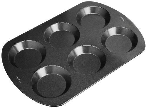 Wilton Nonstick 6-Cavity Mini Pie Pan