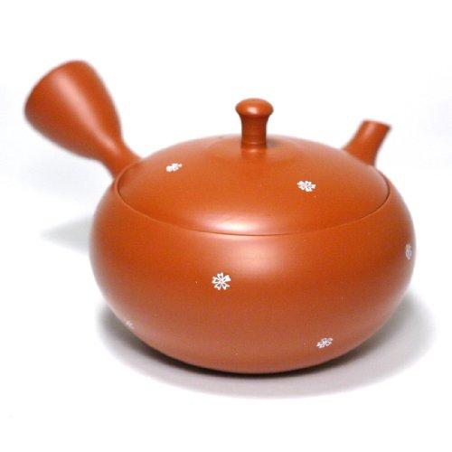 Japanese Teapot Kyusutokoname Kilnpotter Hokuryu