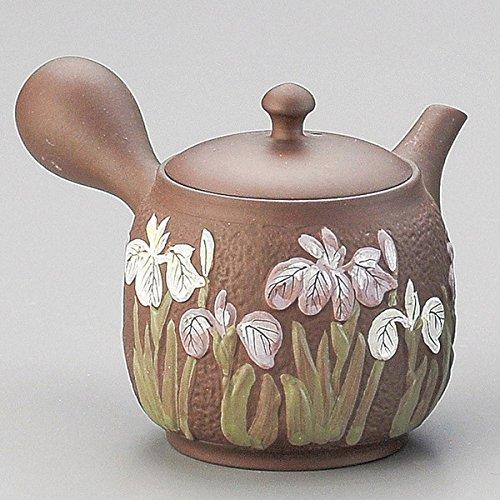 Japanese ceramic Tokoname ware Kyusu teapot 230cc M-753
