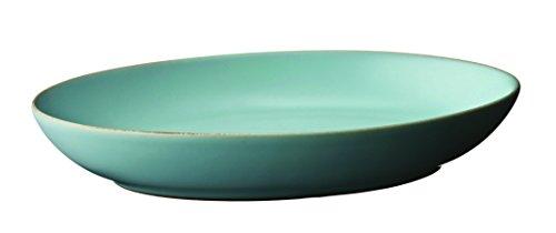 Adeline Ceramic Teaware By Lins Ceramics Studio Porcelain Elliptical Teapot Stand Celadon Blue