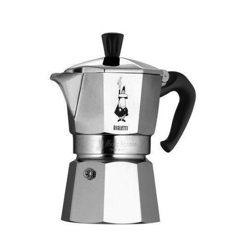 Bialetti Espresso Machine Stovetop Coffee Pot Latte Maker Moka Express 12 Ounce