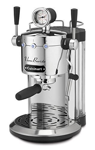 Cuisinart Vero Barista Espresso Cappuccino Lattes Maker with 3 Year Limited Warranty