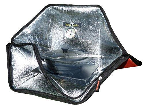 Sunflair Mini Portable Solar Oven