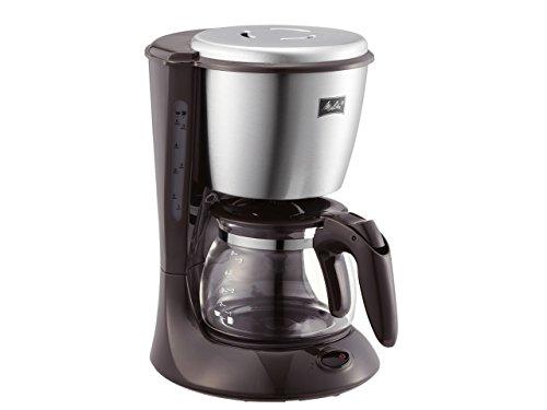 Melitta Melita coffee maker 2-5 tablespoons ES Eze Dark brown SKG56T