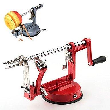 3 In 1 Fruit Apple Potato Peeler Corer Slicer Cutter Machine
