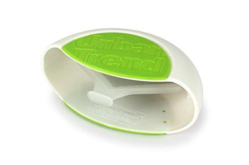 Urban Trend Bagel Cutter, Green/white