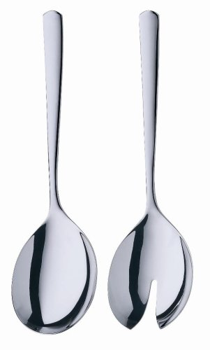 WMF Manaos  Bistro 9-34-Inch 2-Piece Salad Serving Set