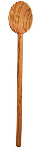 Scanwood Olive Wood Spoon Cooking Spoon 14 inch