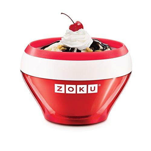 Zoku Ice Cream Maker, Red