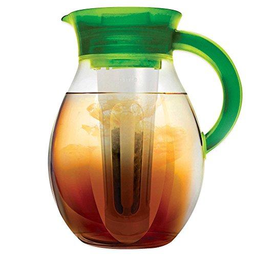 Primula The Big 1-Gallon Iced Tea Cold Coffee Brewer in Green