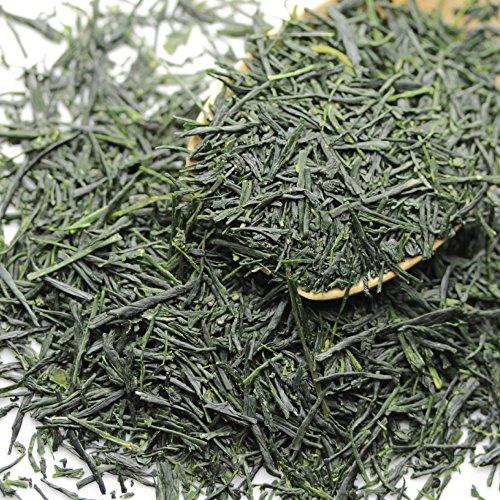 Tealyra - Gyokyro Shizuoka Japanese - Finest Hand Picked - Green Tea - Highest Premium Tea - Loose Leaf Tea - Organically Grown - 100g 35-ounce
