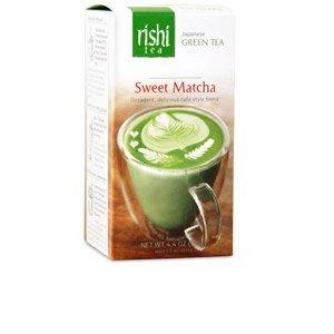 Rishi Sweet Matcha Tea Japanese Green Tea Powder 44 Oz Pack of 3