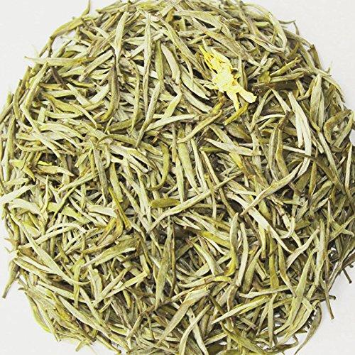 Aseus We set 2017 new Jasmine Tea fragrant tea jasmine flowers and tea tea needles Luzhou canned 75g