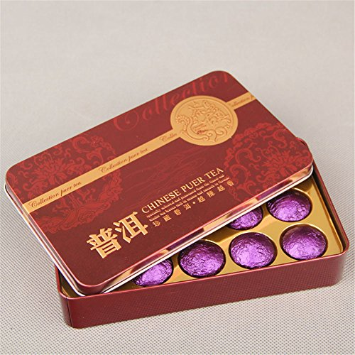 HCX Aged Puer Tea small kaneto jasmine flower tea small Tuo Puer Tea exquisite packaging box