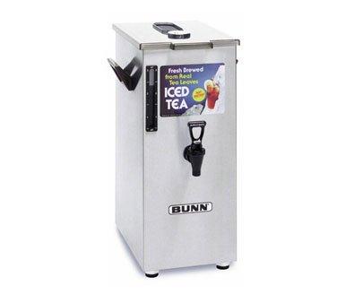 Bunn Square Style Iced Tea Coffee Dispensers -TD4T-0005