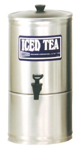 Grindmaster-Cecilware S3 Stainless Steel Iced Tea Dispenser 3-Gallon