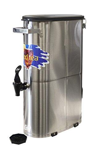 Wilbur Curtis - Iced Tea Dispenser with Locking Lid