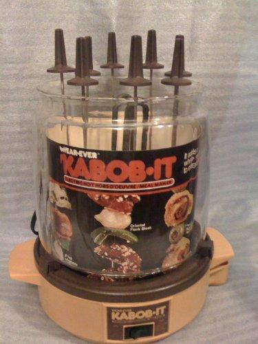 Wear-Ever Kabob-It - Electric Hot Hors DoervreMeal Maker
