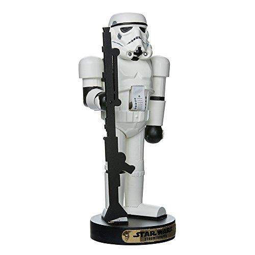 Kurt Adler SW6101L Star Wars Nutcracker Storm Trooper 11-Inch