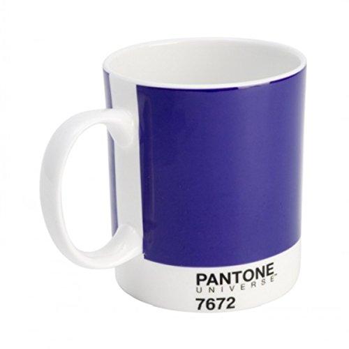 Whitbread Wilkinson Pantone Bone China Mug Violet