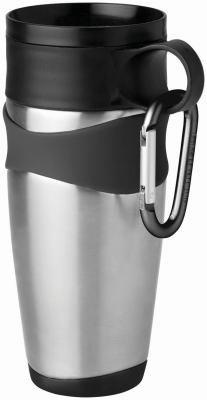 Copco Xtreme Thermal Travel Mug Black Pack of 4