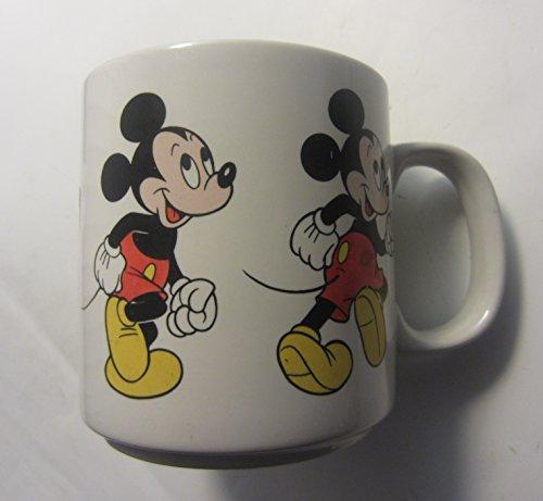 Disney Marching Mickey Mouse Mug