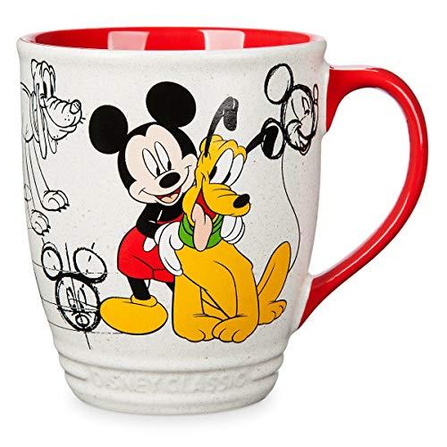 Disney Mickey Mouse Multi-Dimensional Coffee Mug