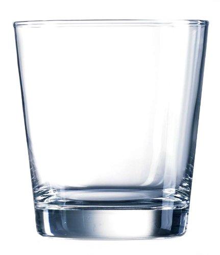 Arc International Arcoroc Specilaty Pub Rock Glass 13-Ounce Set of 12