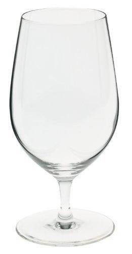 Riedel Vinum Gourmet Lead-Free Crystal Soft DrinkWater Glass Set of 4