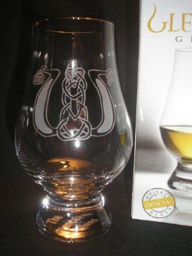 GLENCAIRN CELTIC W MONOGRAMMED WHISKY TASTING GLASS