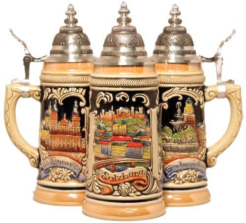 Salzburg Austria German Beer Stein