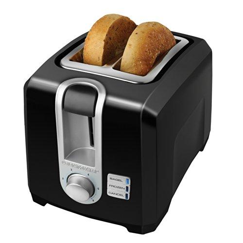 Black & Decker T2569b 2 Slice Toaster, Black