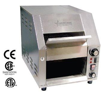 Omcan 19938 Commercial Pa10136a Conveyor Toaster