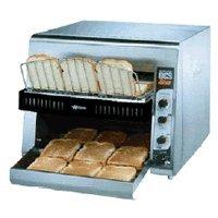 Star Qcs3-1300 High Volume Electric Horizontal Conveyor Toaster
