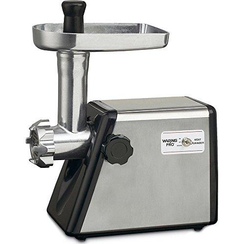 Waring Pro Mg100 Meat Grinder, 300-watt, Stainless Steel (certified Refurbished)