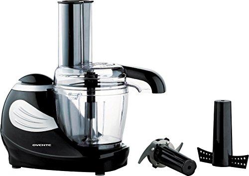 Ovente Pulse Electric  Mini Food Processor and Chopper15 Cup  Capacity  Black HA015B