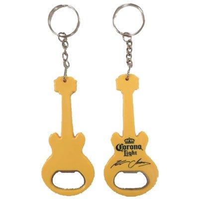 Corona Light Kenny Chesney Guitar Bottle Opener