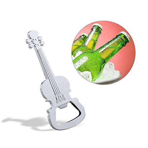 GaoCold Creative Guitar Bottle Opener Metal Switch Wine Beer Cap Alcohol Opening Tool